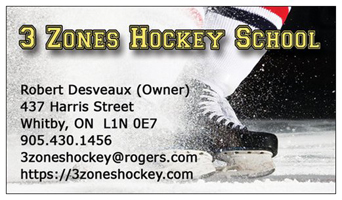 3 Zones Hockey School