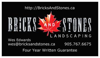 Bricks & Stones Landscaping