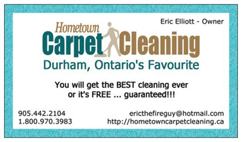 Hometown Carpet Cleaning