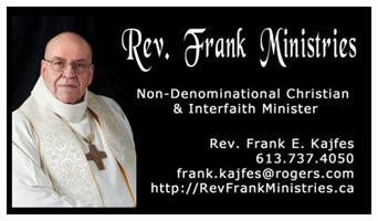 Rev Frank Ministries