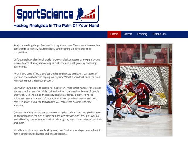 SportScience App