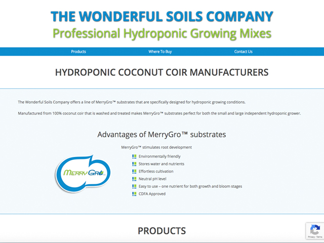The Wonderful Soils Company