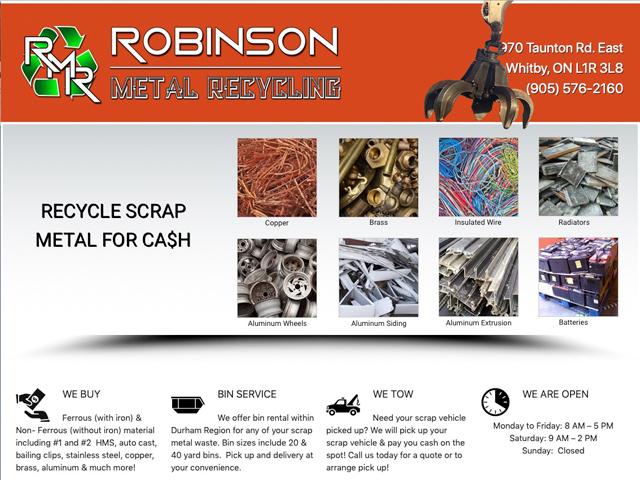 Robinson Metal Recycling