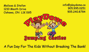 PlayDome Jumping Castles