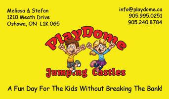 PlayDome Jumping Castles