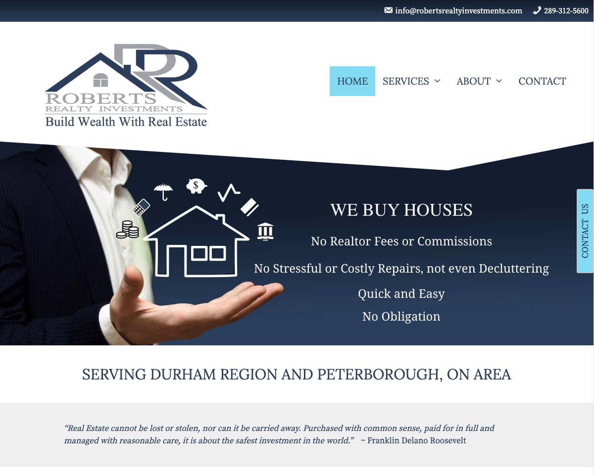 Roberts Realty Investments