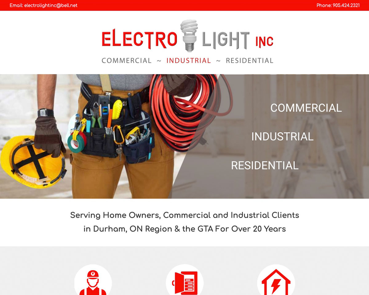 Electro-Light Inc