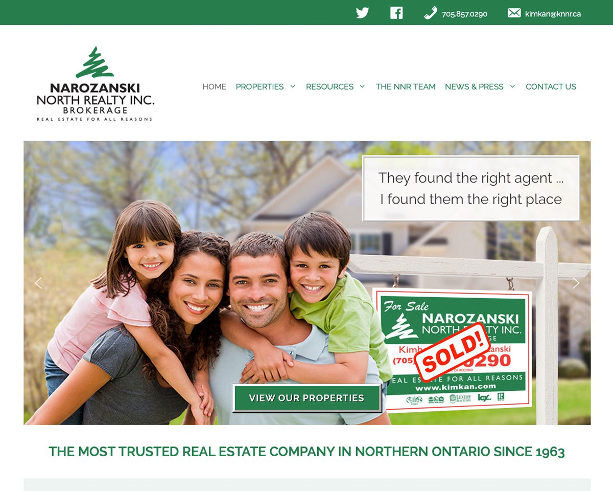 Narozanski North Realty Inc. Brokerage