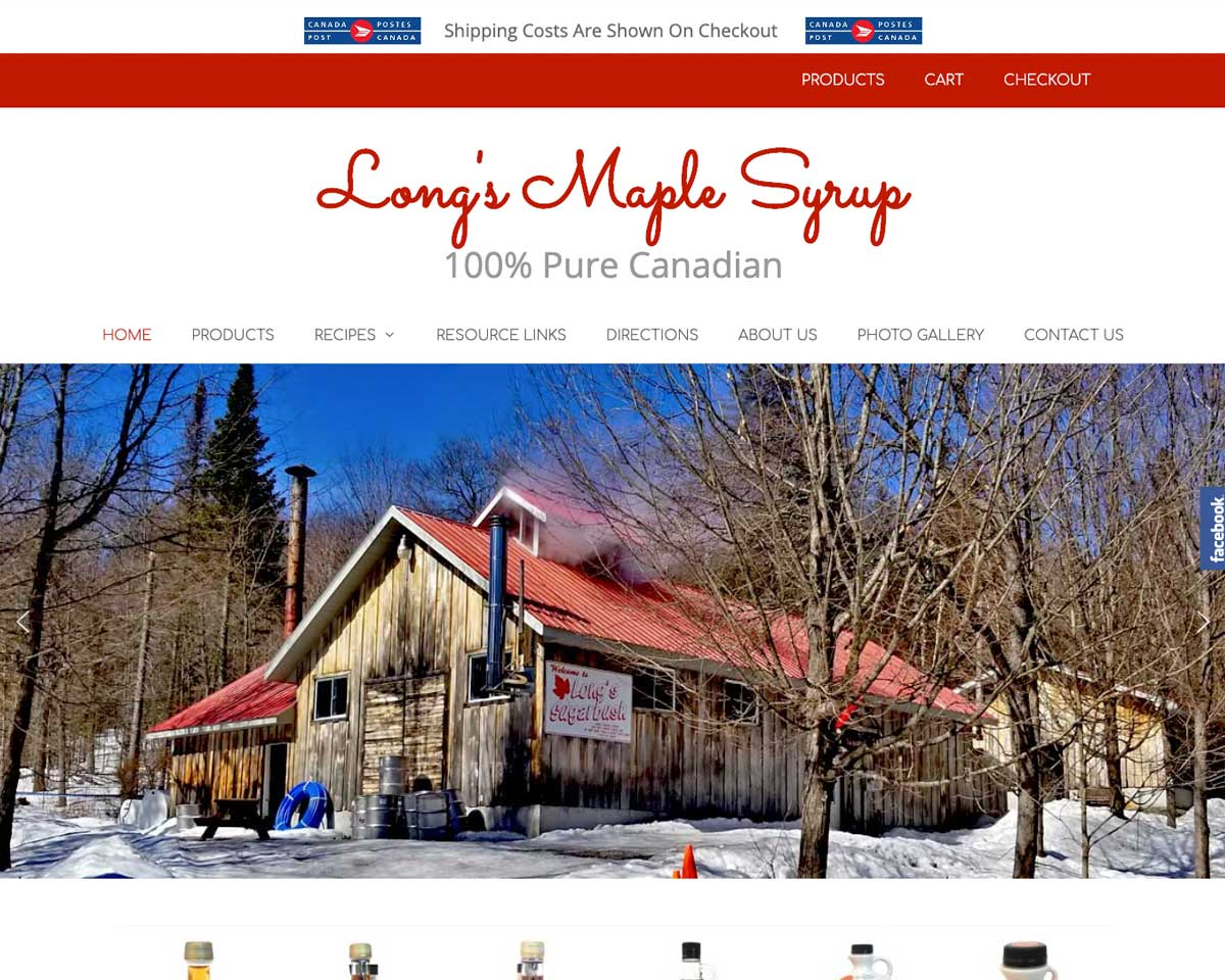 Long's Maple Syrup