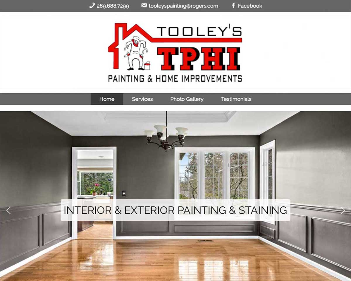 Tooley's Painting & Home Improvements